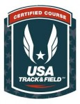 USATF certified course image