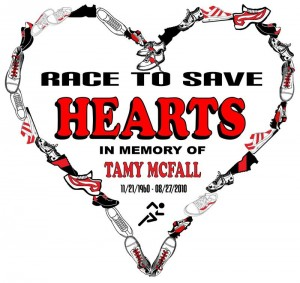 race to save hearts